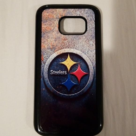ec23216bb63f8 Accessories - Samsung Galaxy S7 Pittsburgh Steelers case